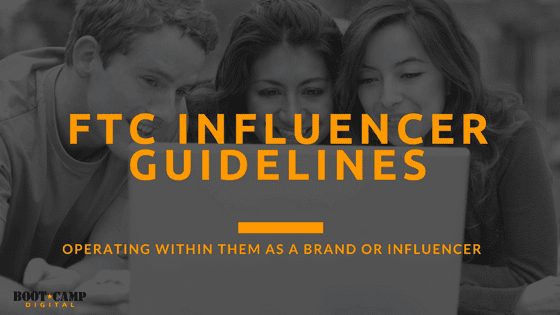 ftc influencer guidelines